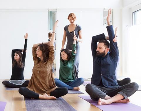Corsi Di Yoga In Azienda A Milano Yoga In Ufficio